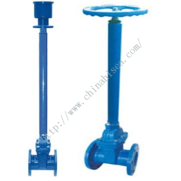 Direct Buried Type Gate Valve