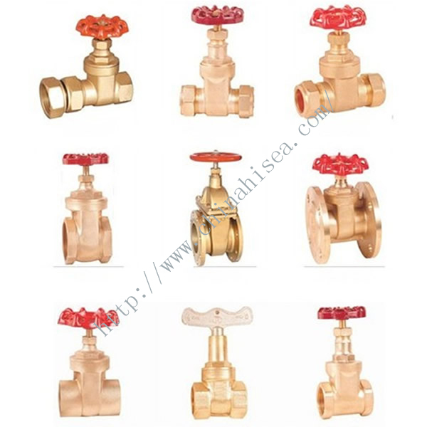 Brass Screw Thread Gate Valve Related Type