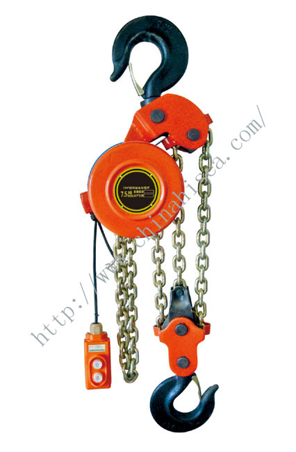 DHP Type Groap Hoisting Electric Chain Hoist