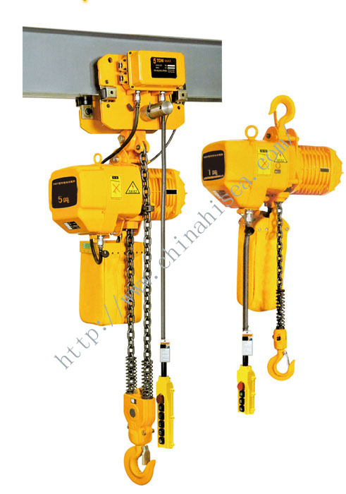 HSY Type Electric Chain Hoist