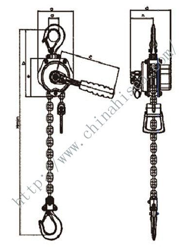 VD Type Lever Hoist-drawing.jpg