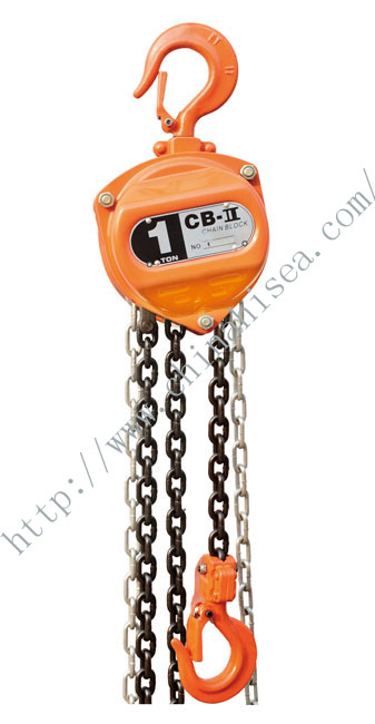 CB-II Type Chain Hoist