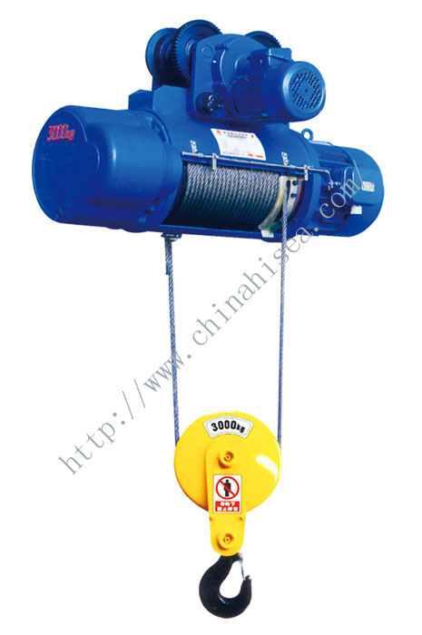 CD1.MD1 Type Wire Rope Electric Hoist