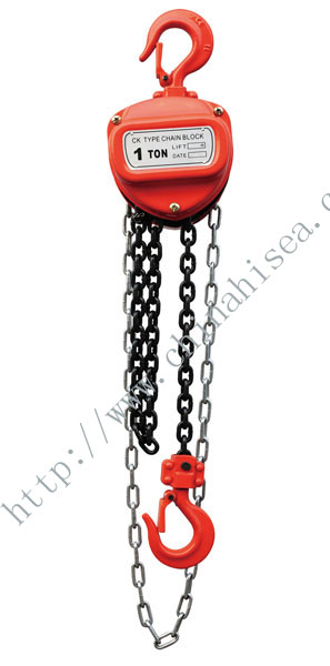 CK Type Chain Hoist