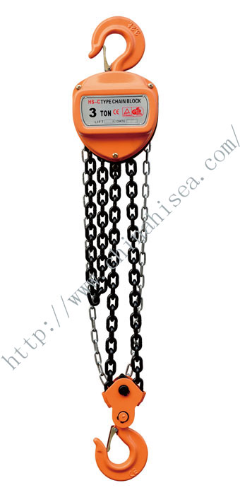 HS-C Type Chain Hoist