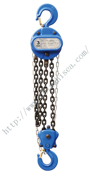 HS-T Type Chain Hoist