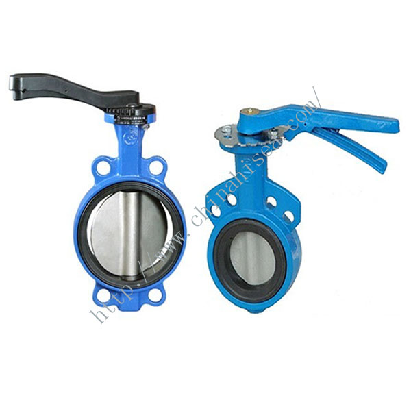 Hand Shank Butterfly Valve Sample 3