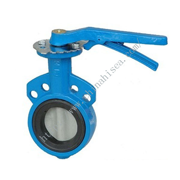 Hand Shank Butterfly Valve Sample 1