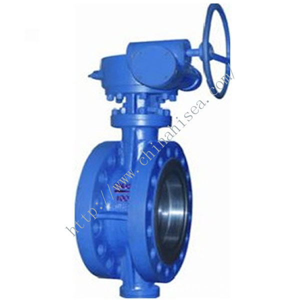 High Pressure Butterfly Valve In Warehouse