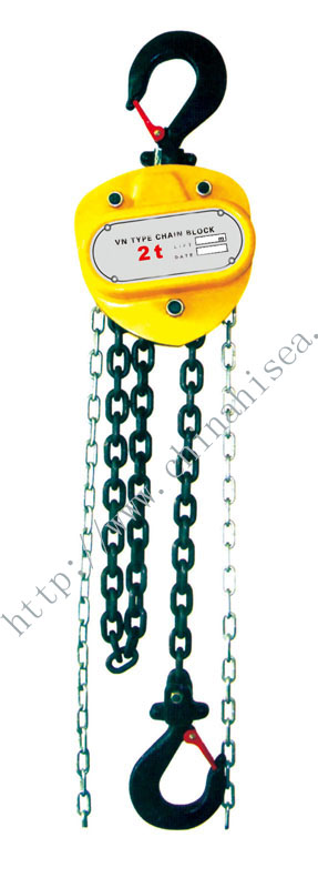 VN Type Chain Hoist