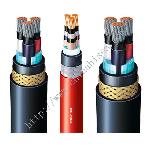 TICI High Voltage Halogen free power cable
