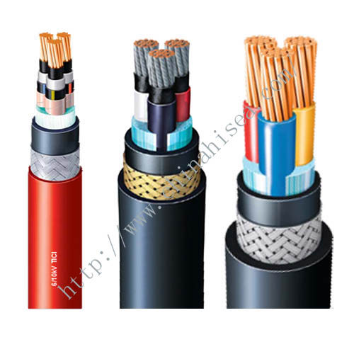 TIOI High Voltage Flame retardant power cable