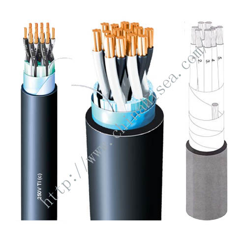 TXXI(c) flame retardant instrumentation cable