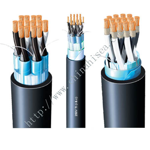 TXXI(i) light weight communication cable