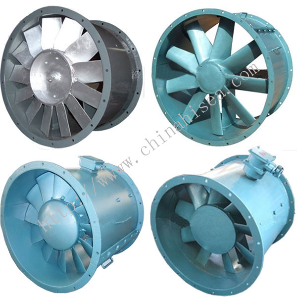 Marine Axial Flow Fans