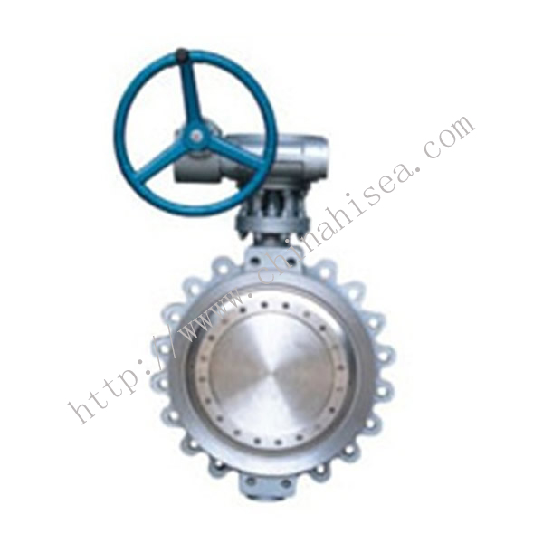 API Butterfly Valve Real Product Photo
