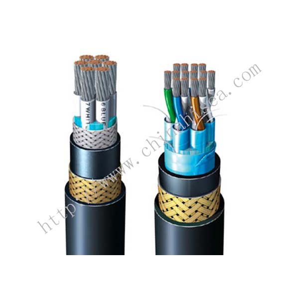 IEEE 1580 Type P 1kV Flame retardant Control Cable