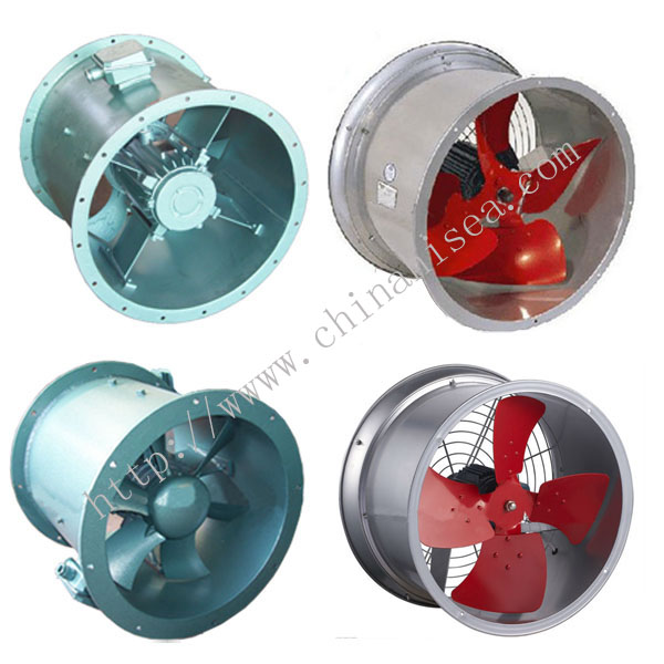 Marine AC Axial Fan