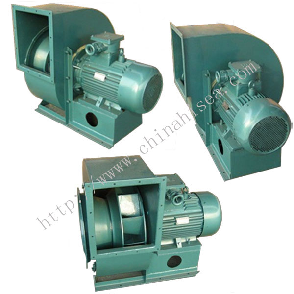 Marine Spark Proof Centrifugal Fan