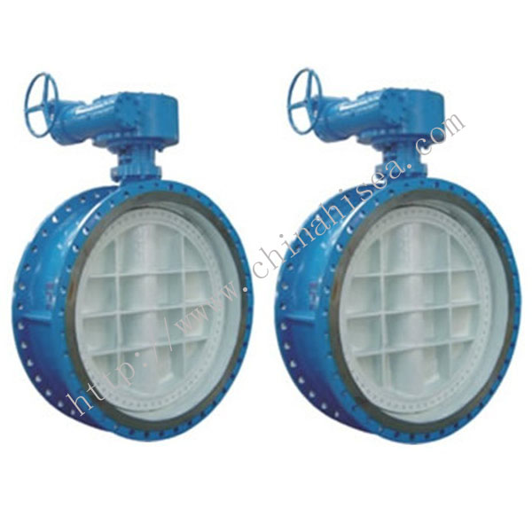 Soft Sealing Flange Type Butterfly Valve