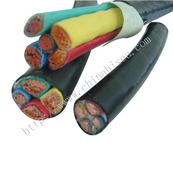IEEE 1580 Type P 1kV Flame retardant Power Cable sample2.jpg