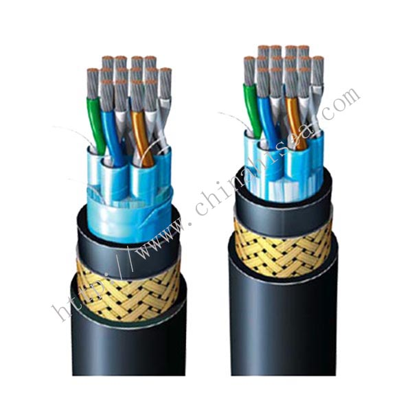IEEE 1580 type P 1kv Armored offshore signal cable