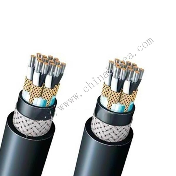 IEEE 1580 type P 1kv Pair twisted Power offshore Signal Cable sample.jpg
