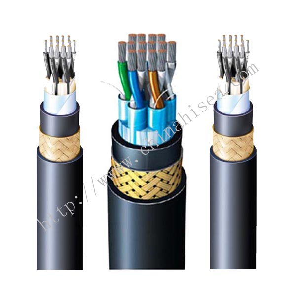 IEEE 1580 type P 1kv Pair twisted offshore Signal Cable