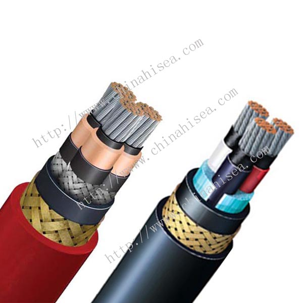 BS 6883 Armored 3.3KV Flame Retardant Power & Control Cable sample.jpg