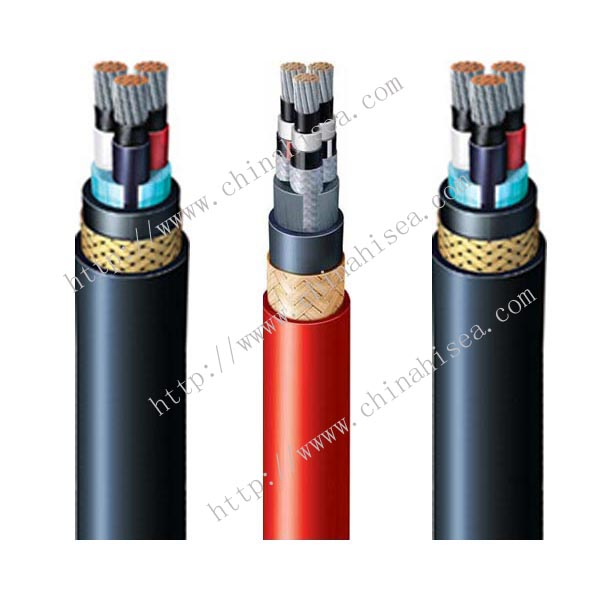 IEEE 1580 type P 15kv Flame retardant Power Cable