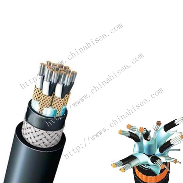IEEE 1580 type P 1KV Braid Shield Signal Cable sample2.jpg