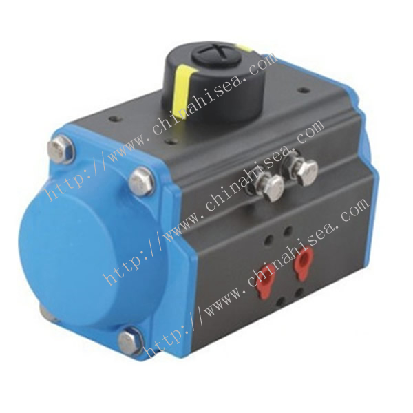 Single Acting Return Pneumatic Actuator