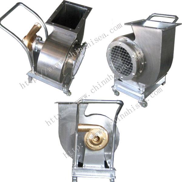 Marine Centrifugal Fan : Marine spark proof centrifugal fan
