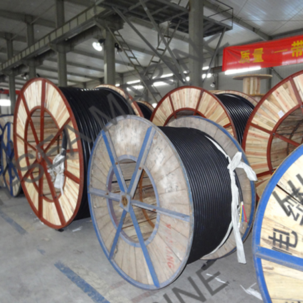 15KV BS 6883 Elastomeric Insulated Power & Control Cable processing.jpg