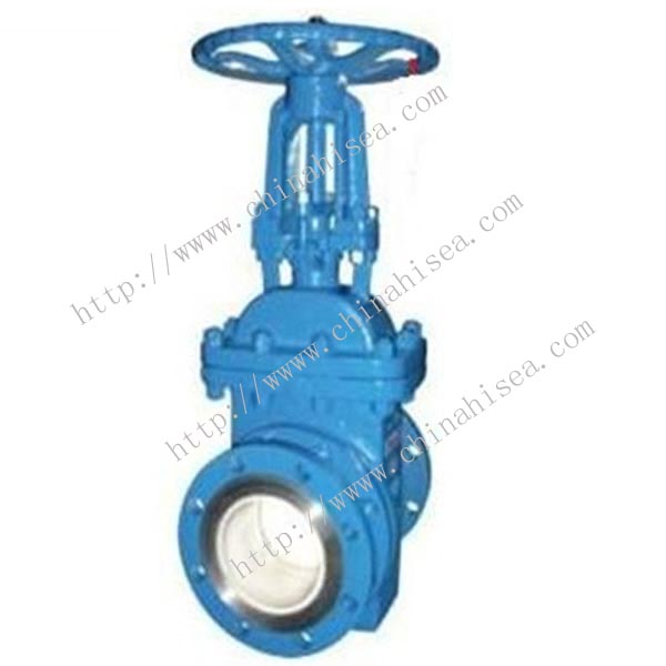 Chemical Drain Valve In Factory