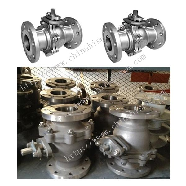 Chemical Industry Valve In Factory