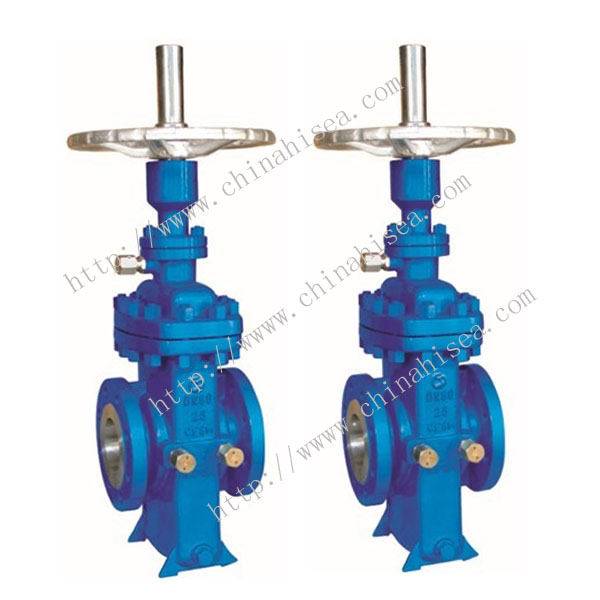 Flat Gate Valve Sample 2