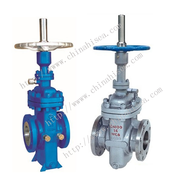 Natural Gas Flat Gate Valve