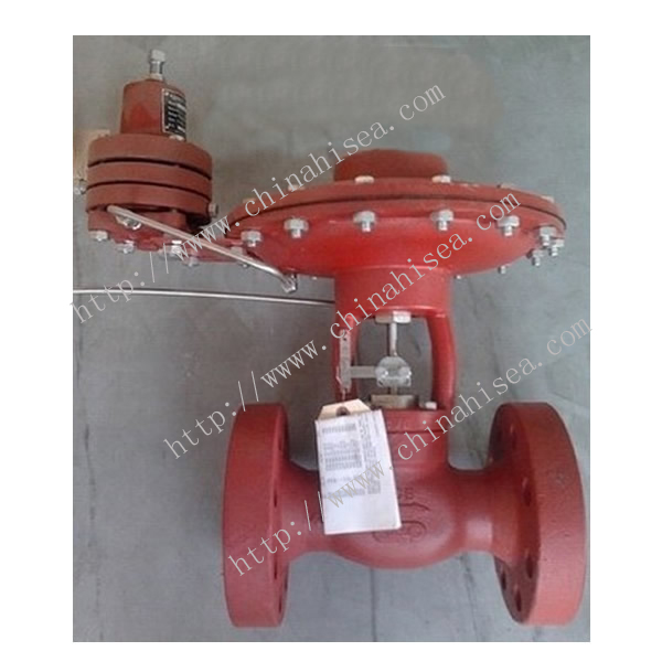 Natural Gas Pressure Regulating Valve Detailed Picture