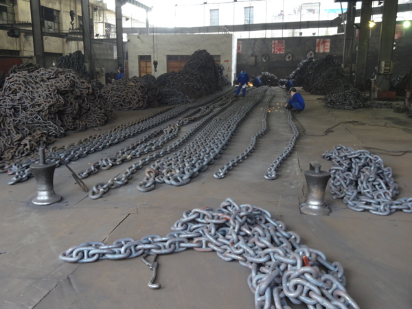 U3 Anchor Chain