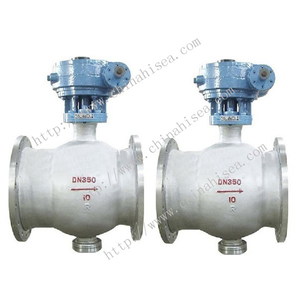 Sewage Treatment Valve In Factory
