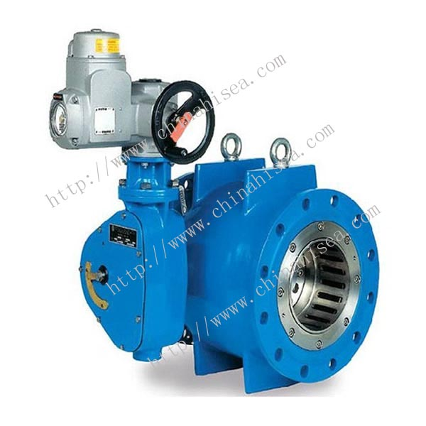 Axial Flow Regulator : Axial flow valve manufacturer hi sea group