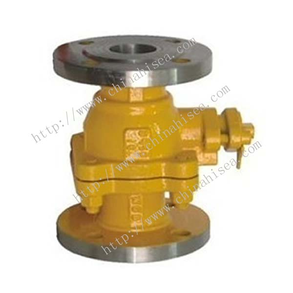 Natural Gas Ball Valve