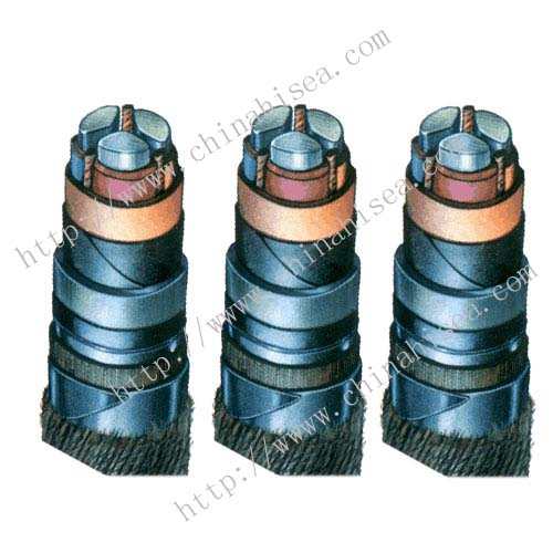 Paper insulated power cable