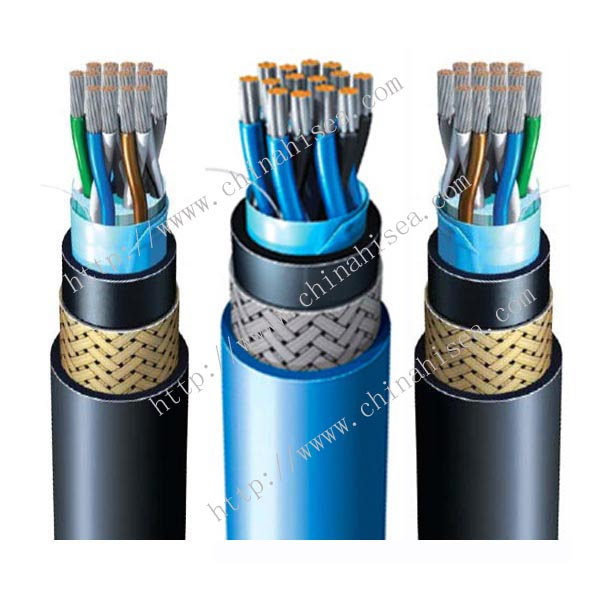 250V BS 7917 Armored Instrumentation & Control Cable