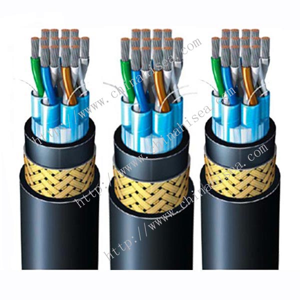 250V BS 7917 Flame Retardant Instrumentation & Control Cable