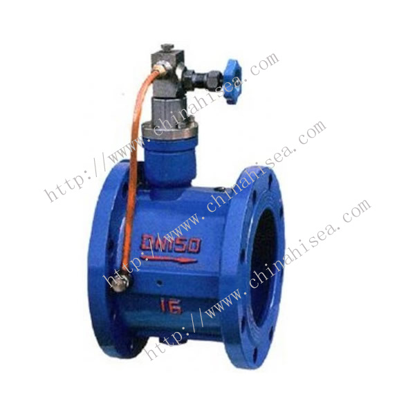 Water Supply Check Valve Sample