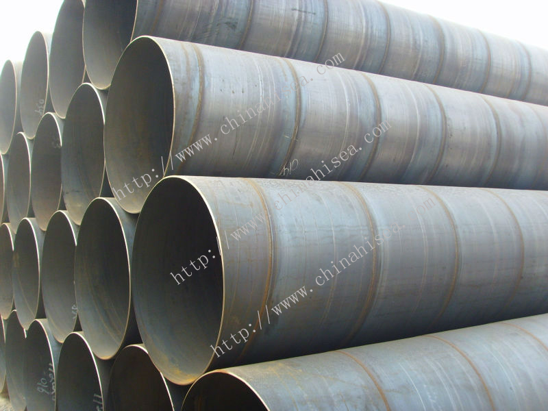 SSAW Dredging Steel Pipe