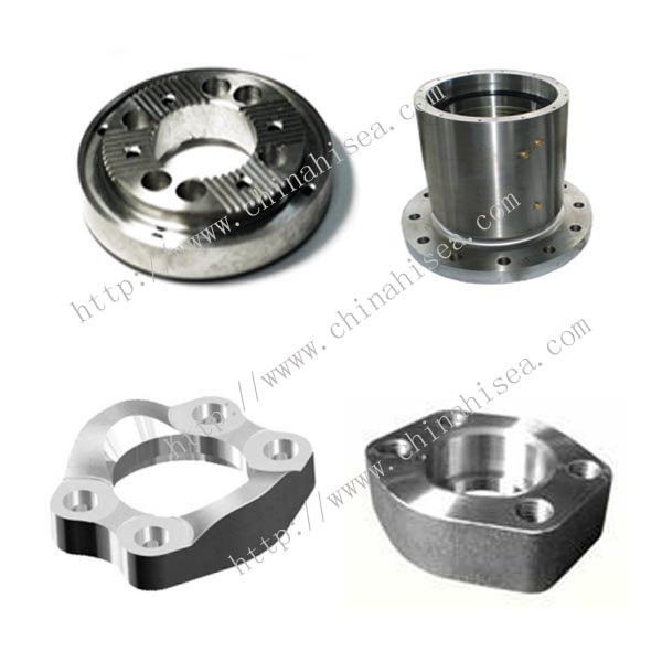 Stainless Steel Hydraulic Flanges