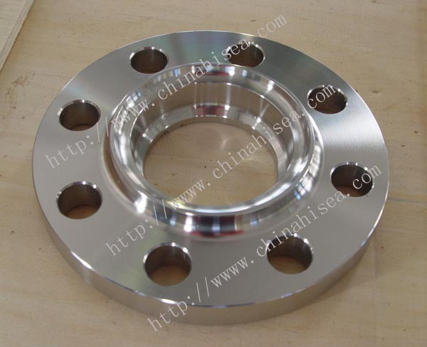 Class stainless steel socket weld flange